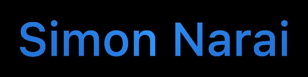 Simon Narai